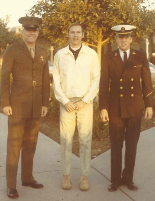 Jim Nus, Rick Baker, Me